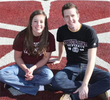 2011-12 SGA President and Vice President
