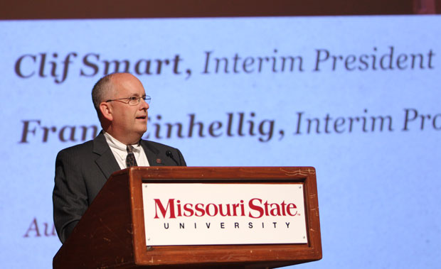 2012 State of the University Address: Building on Success