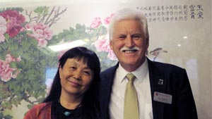 Jim Baker in Bejing