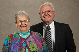Dr. and Mrs. Arthur and Joann Mallory