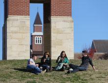 West Plains students
