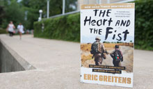 Eric Greitens' book, The Heart and the Fist