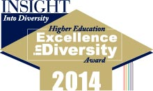 Insight Into Diversity: Higher Education Excellence in Diversity Award 2014