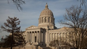 Photo of the State of Missouri Capitol building