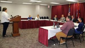 MSU West Plains Staff Senate President Mary Kellum
