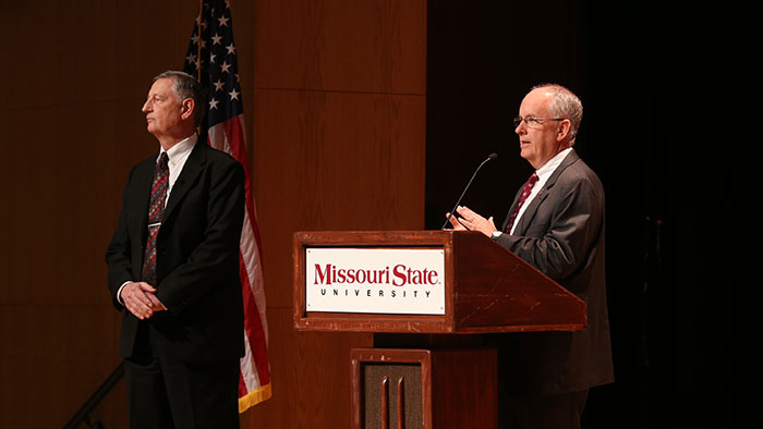 2015 State of the University Address 'Our Passion for Excellence'