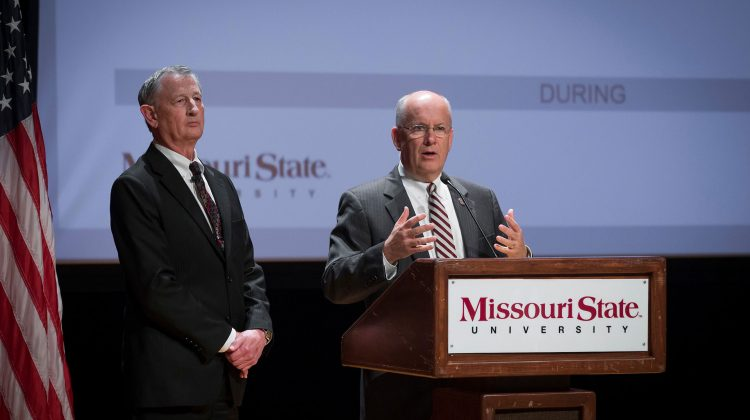 2016 State of the University address
