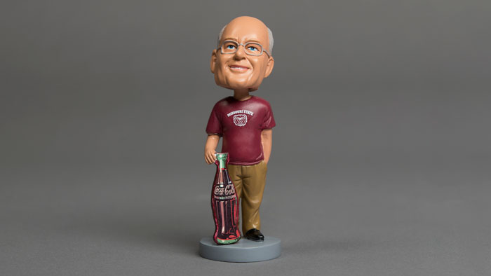 How students can get a Clif Smart bobblehead