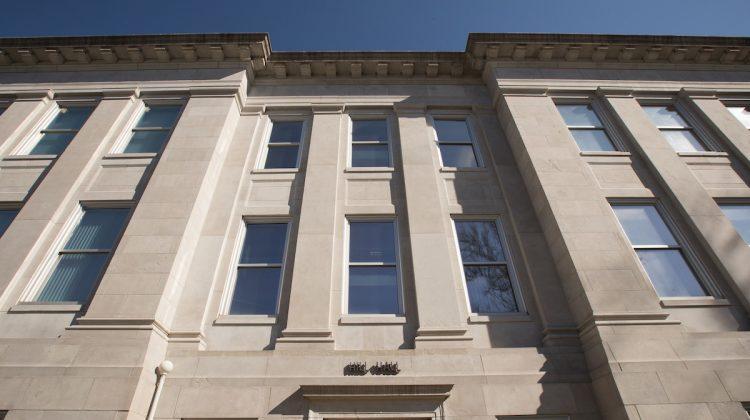 Hill Hall exterior