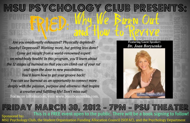 Provost Communiqué for March 8, 2012