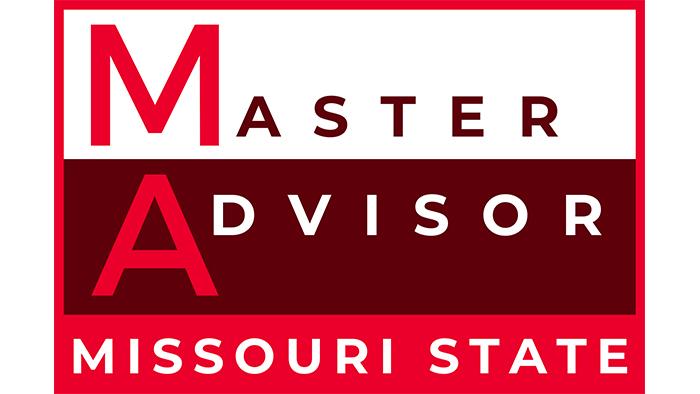 master advisor missouri state