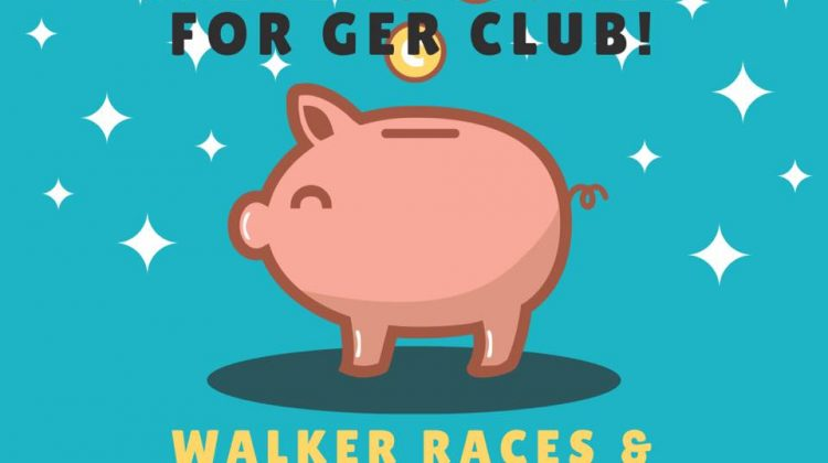 Gerontology Club: Fundraising Event, Monday, September 25, 2017 1:30-3:30 pm PSU North Mall