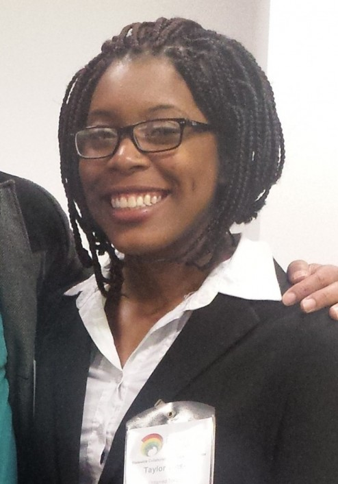 May Student Spotlight: Taylor Vinson