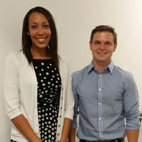 September Staff Spotlight-Adja Jones & Alex Johnson