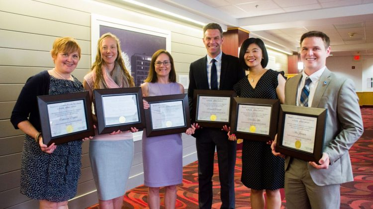 Nominations being accepted for the 2018 Board of Governors' Excellence in Public Affairs Award
