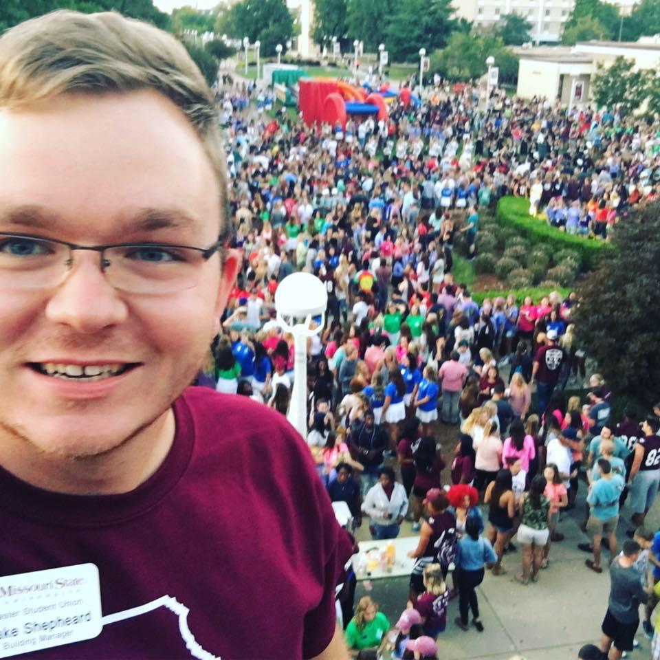 Student Spotlight: Blake Shepheard