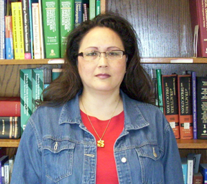 Former Student Alumni Association member Annette Wardell