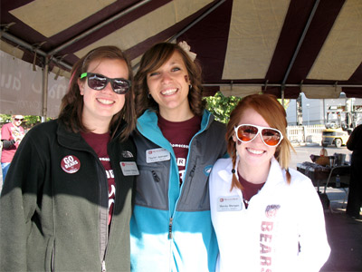 R.E.A.L. Bears Continue Homecoming Traditions