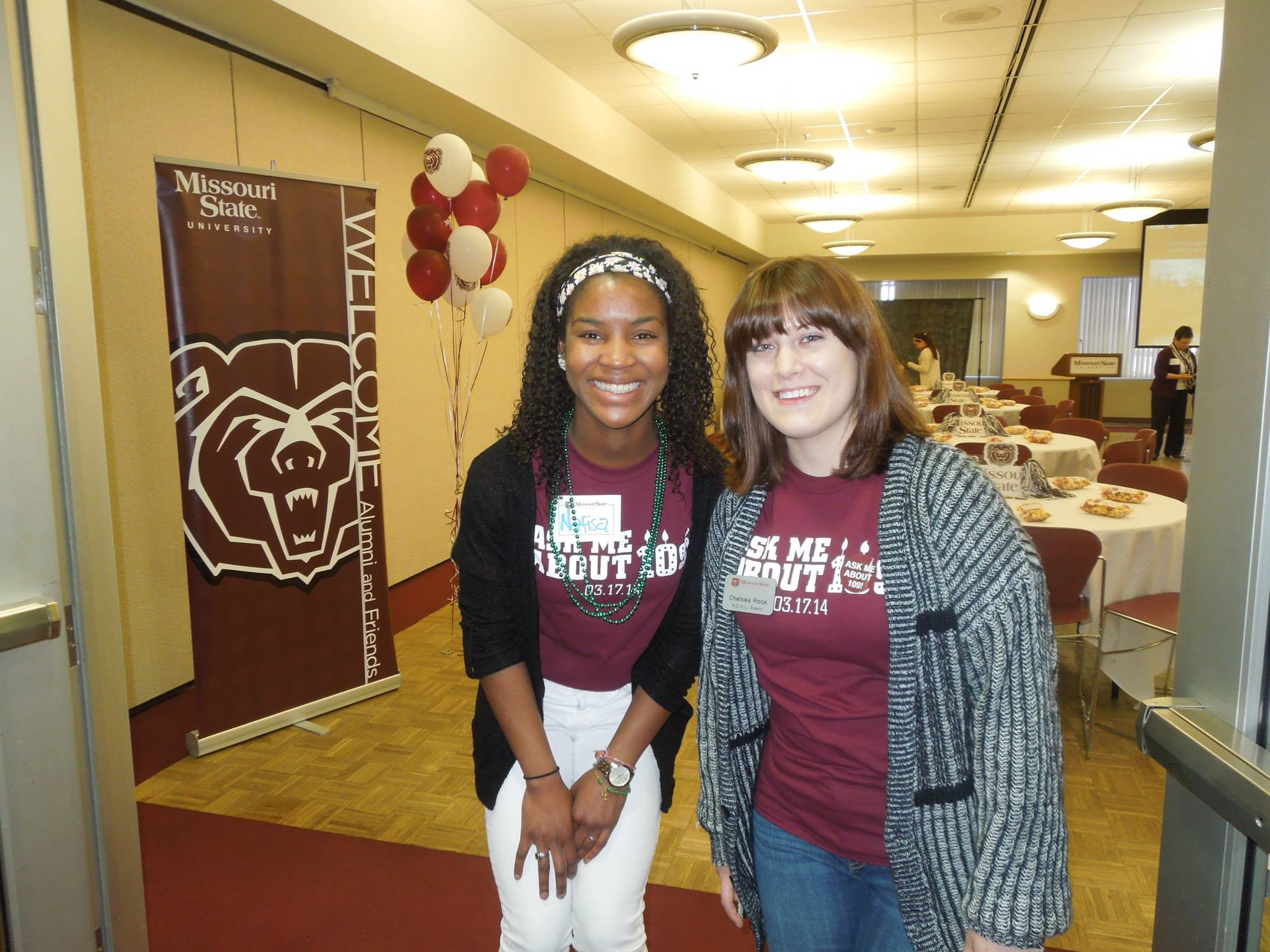 Missouri State Birthday Party Celebration