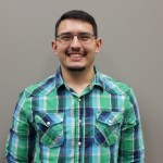 Brandon Alejo-Morgan, R.E.A.L. Bears Recruitment Chair