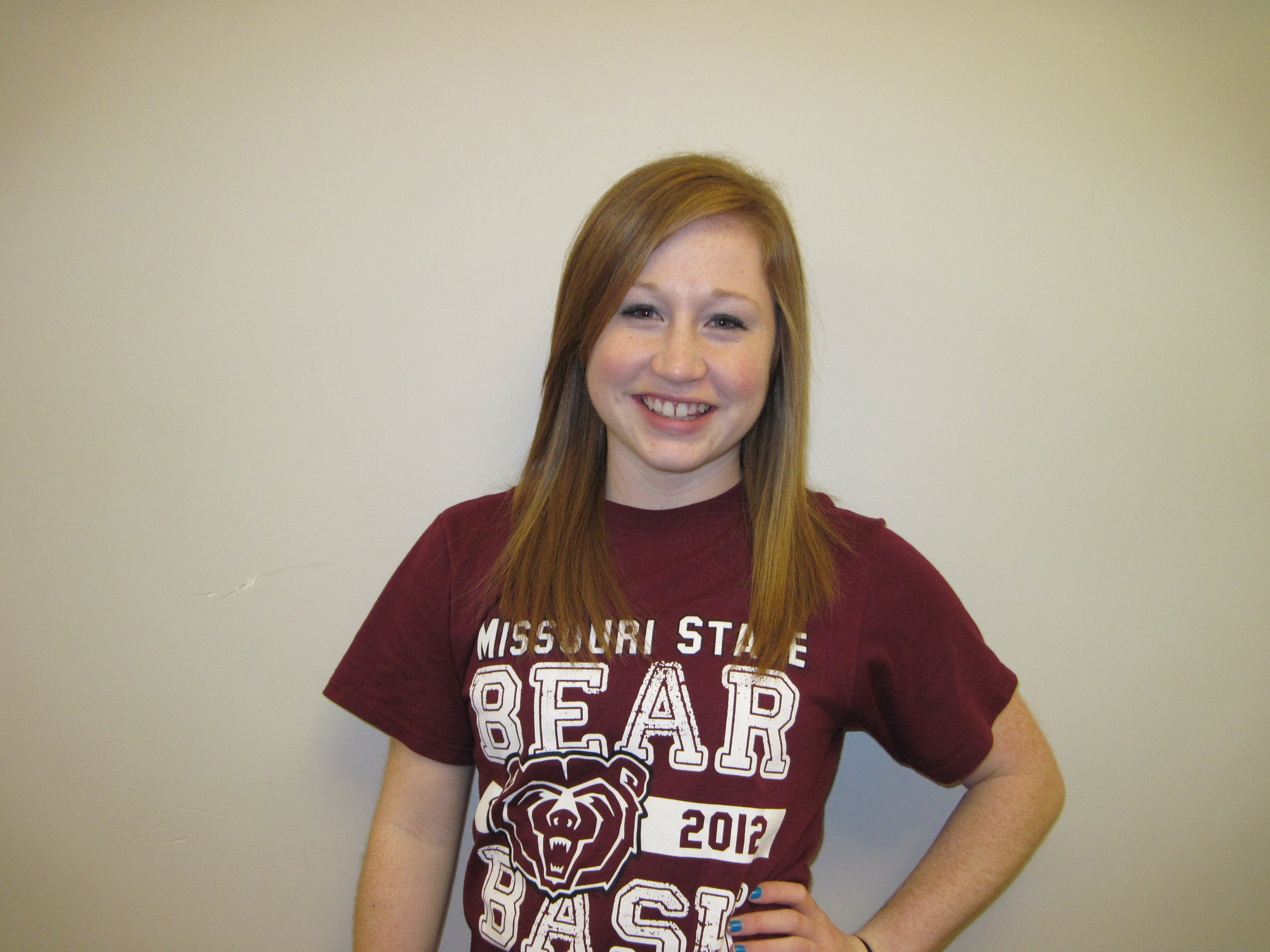Ask me about 110! Missouri State University's 110th Birthday Party Celebration