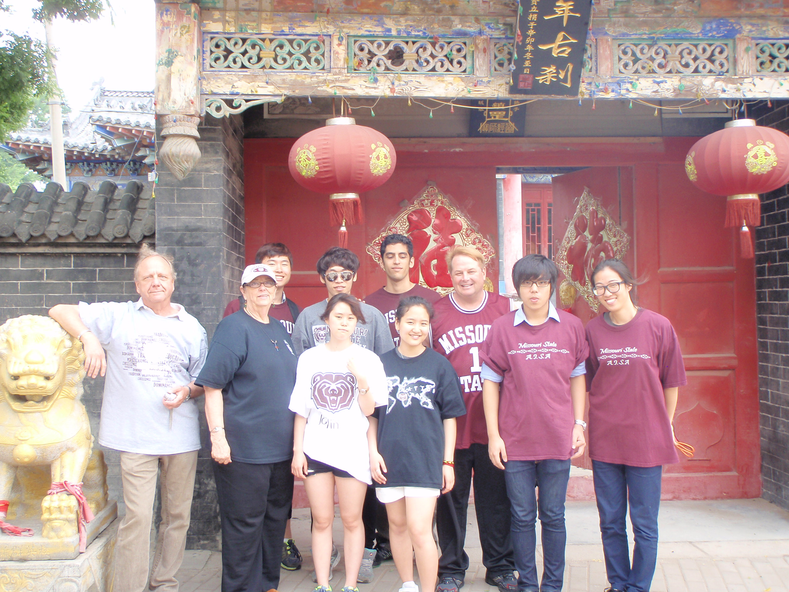 REL Alumna Shares Teaching in China