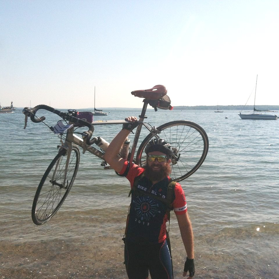 REL Alumnus Bike across America, Part 2