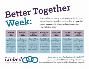 Better Together Week