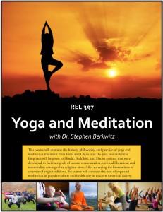 Yoga and meditation traditions