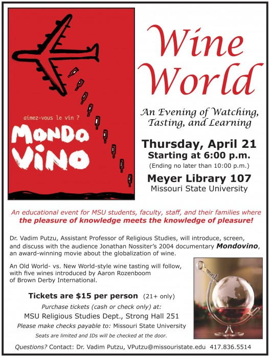 WineWorld flyer