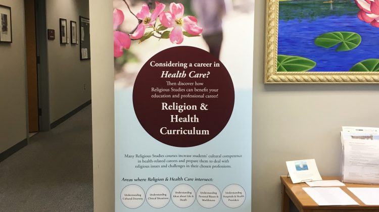 Religion & Health Curriculum Banner!