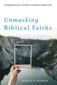 photo of book cover for Unmasking Biblical Faiths