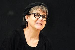 Visiting Artist Gitte Kath from Denmark