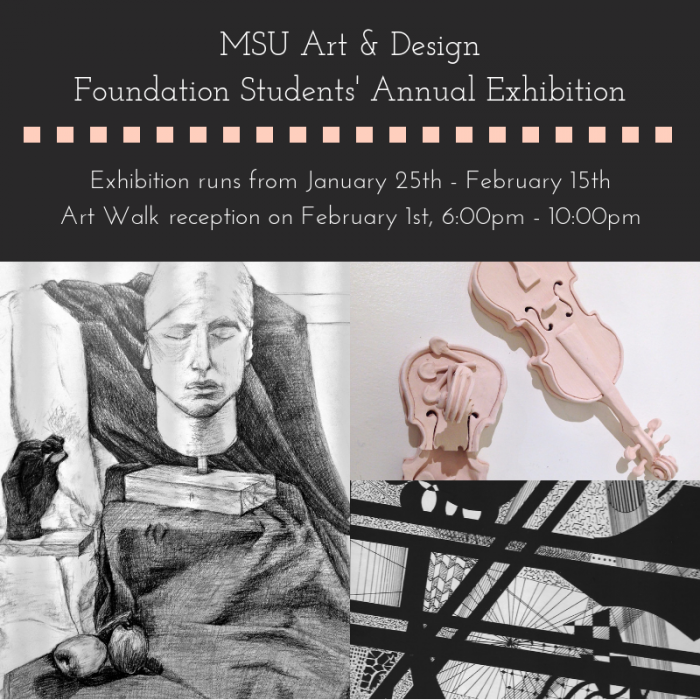 SEC Foundations student show