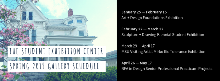 sec spring 2019 schedule