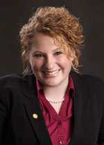 Ashley Hoyer Selected as Student Governor for Missouri State
