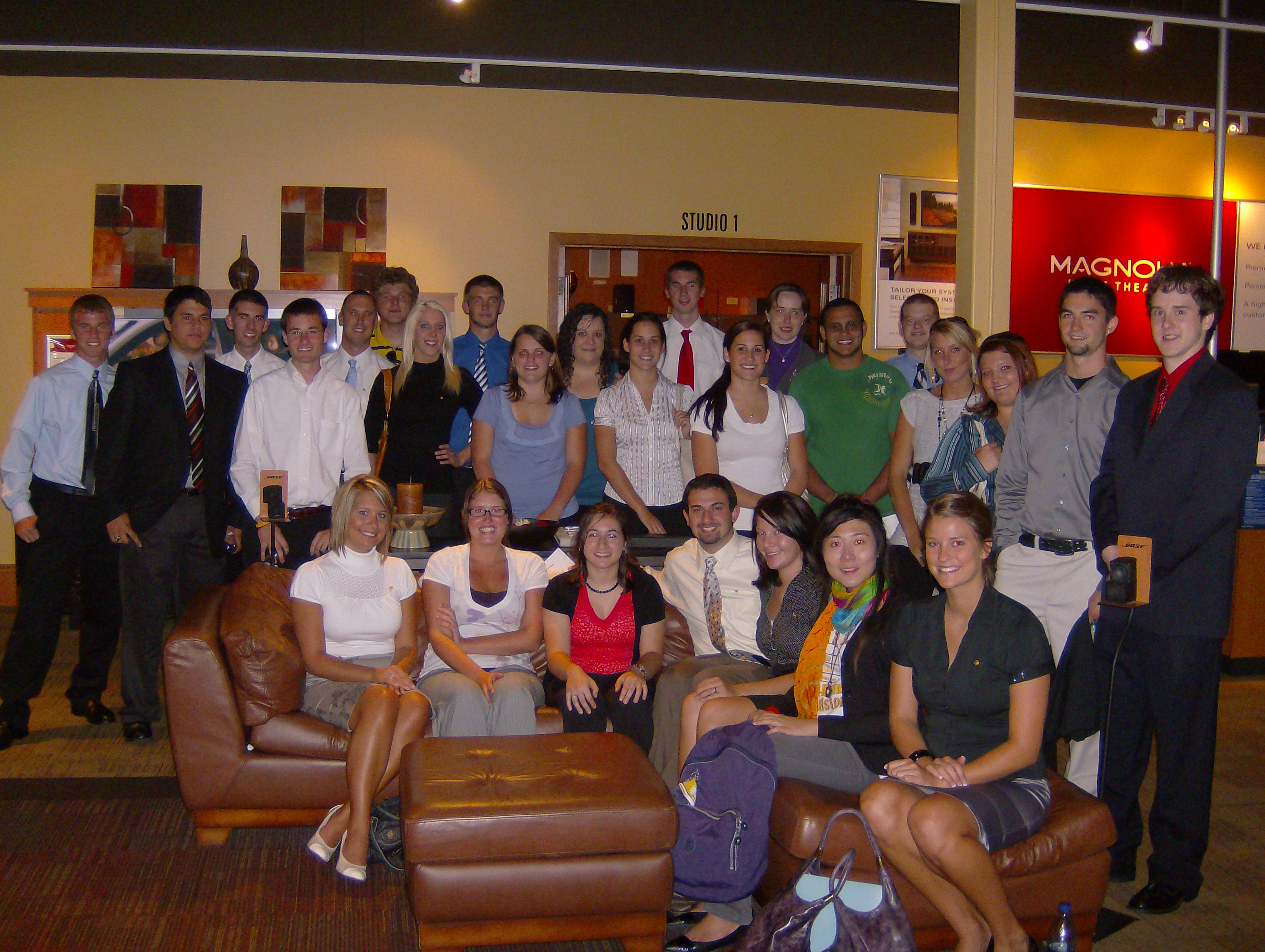 Delta Sigma Pi – Student Organization Spotlight