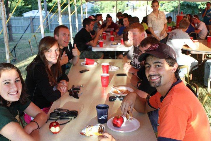 Christian Campus House – Student Organization Spotlight