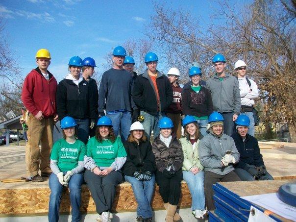 Habitat for Humanity – Student Organization Spotlight