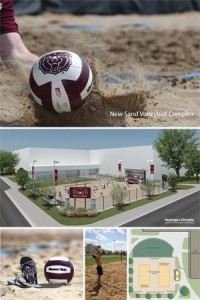 Sand Volleyball Complex
