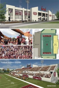 Football Stadium Upgrade