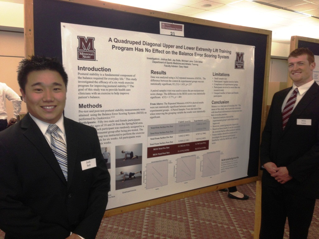 Seventeenth Annual College of Health and Human Services Student Research Symposium