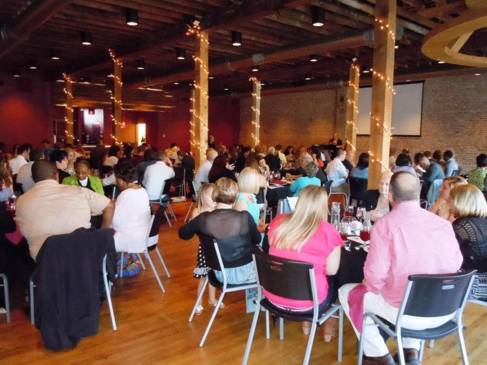 2012-2013 ATEP Banquet