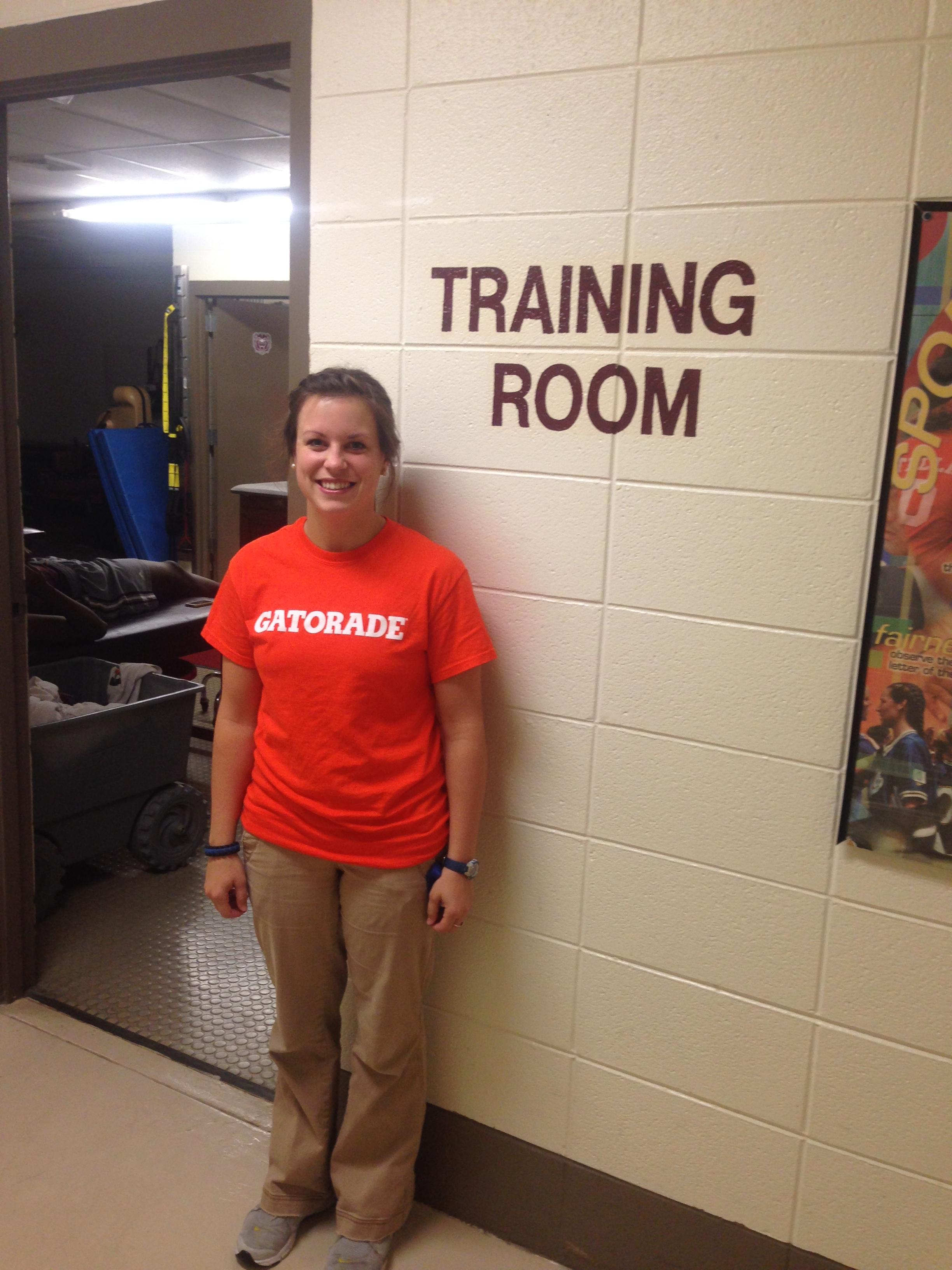 SMAT Spotlight: Graduate Student, Jillian Burrows