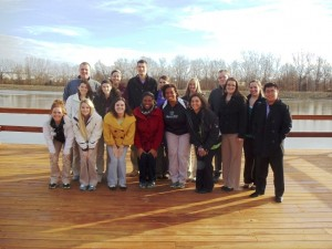 SMAT Students from last year's conference at William Woods University