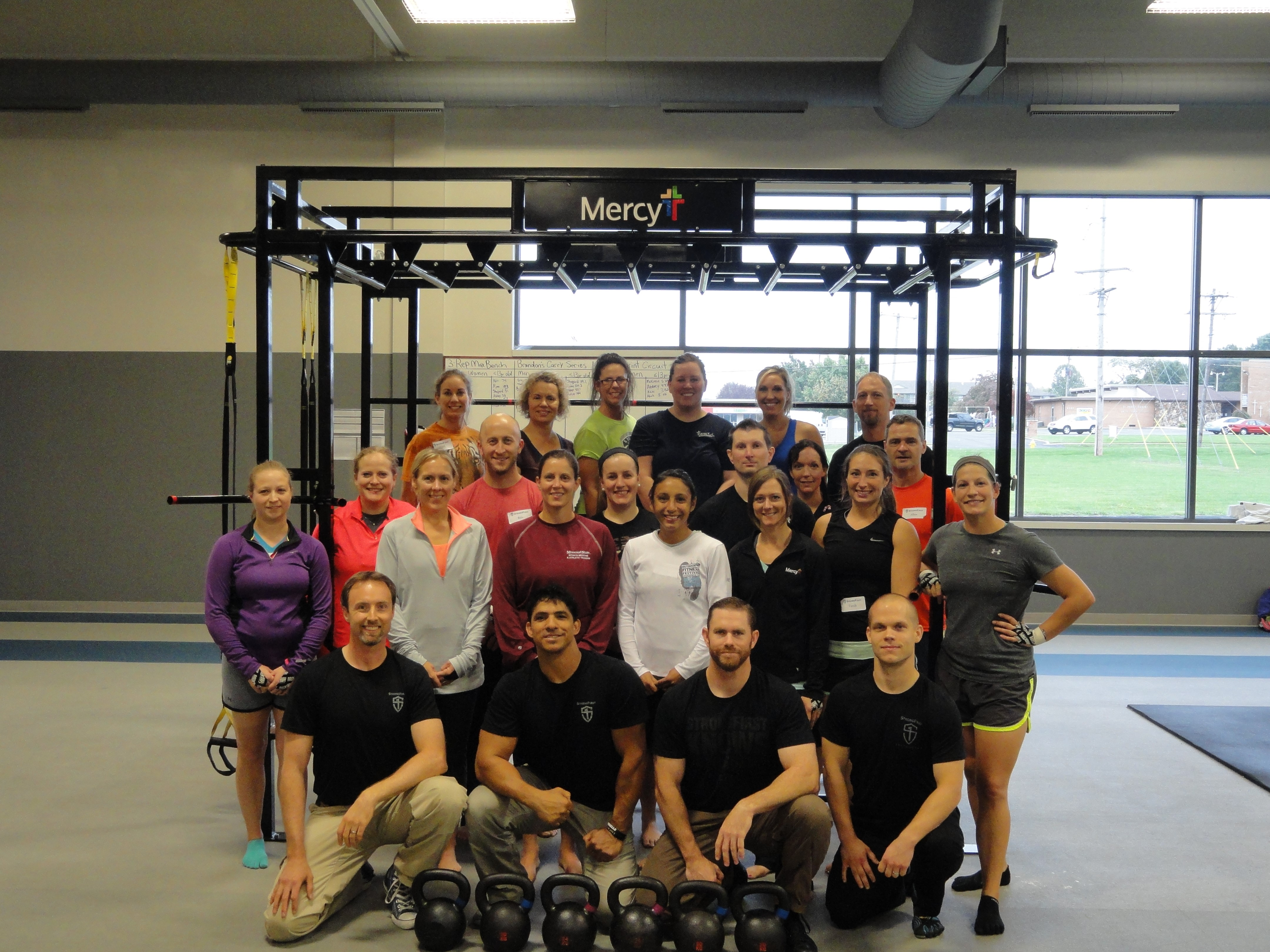 StrongFirst Level 1 Kettlebell Instructor Certification Course