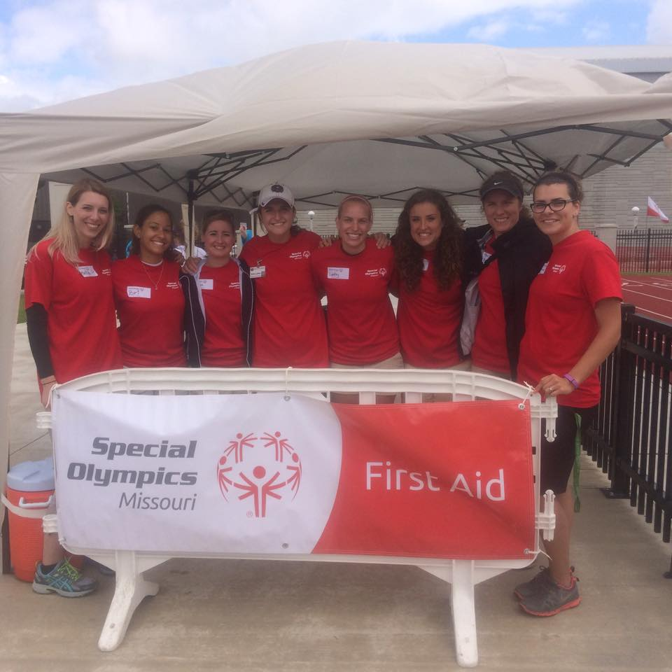 Athletic Training Coverage for Special Olympics