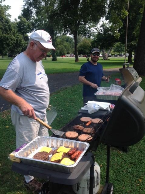 2015 ATSA Welcome Back BBQ