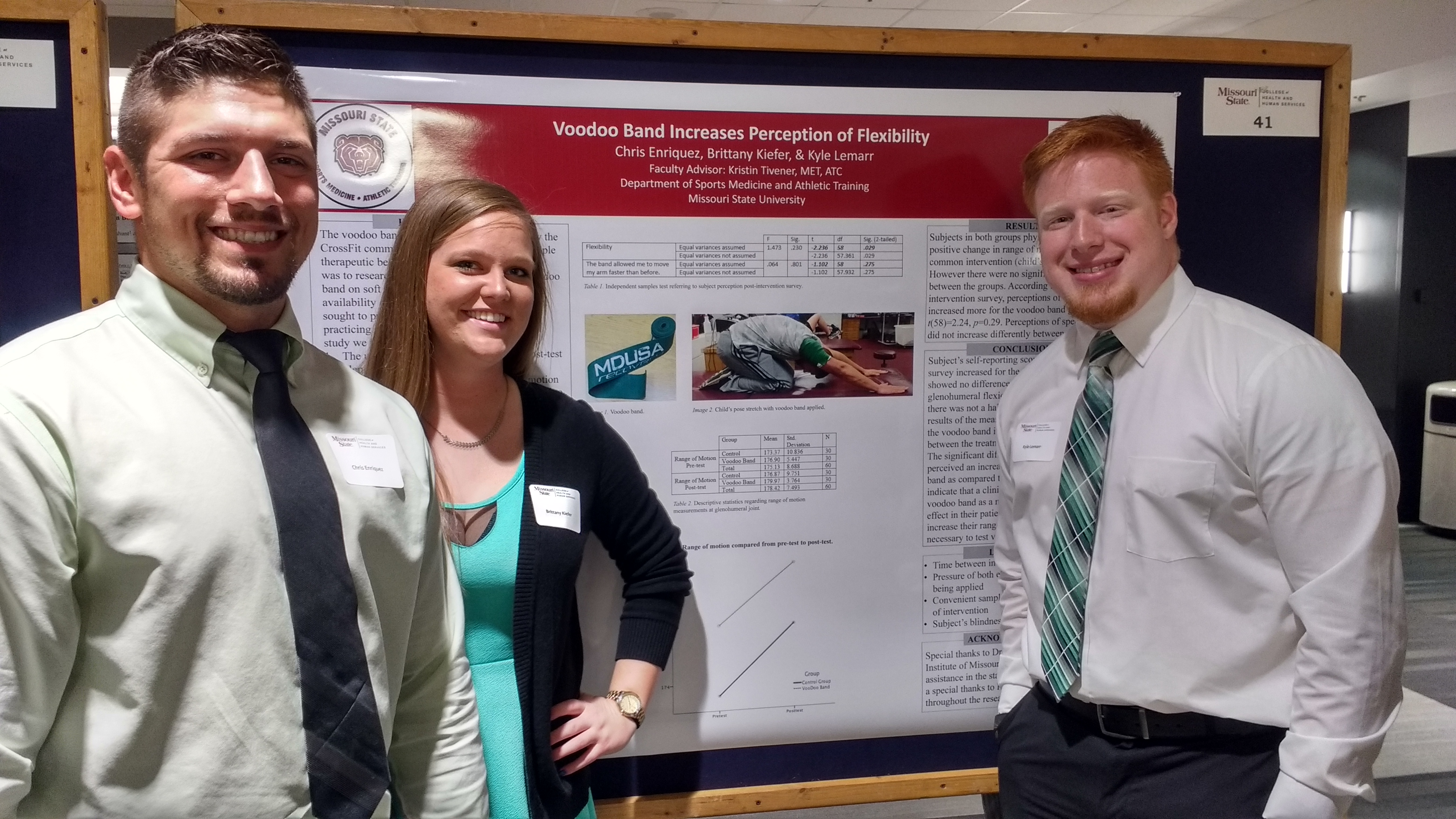 2016 CHHS Student Research Symposium