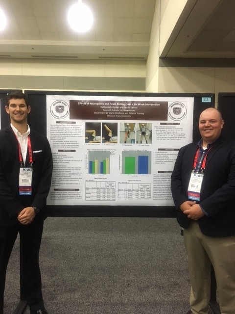 MSU at NATA Clinical Symposia and AT Expo
